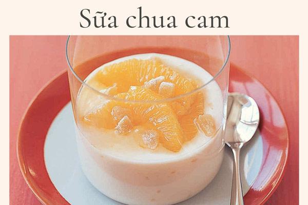 Sữa Chua Cam