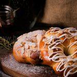 Bánh mì hoa cúc Brioche