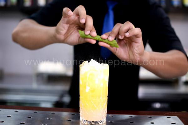 Hướng dẫn tạo mùi thơm đồ uống