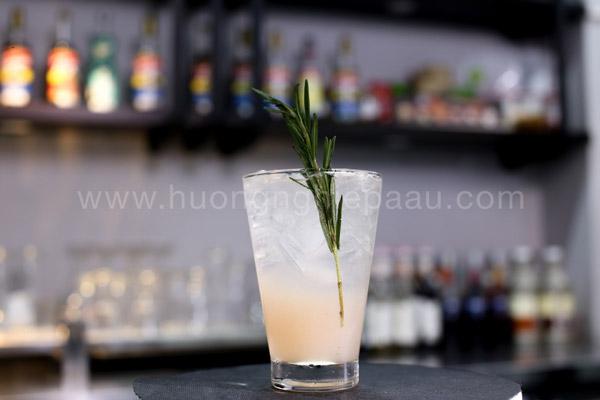 Mocktail không cồn là đồ uống giải khát