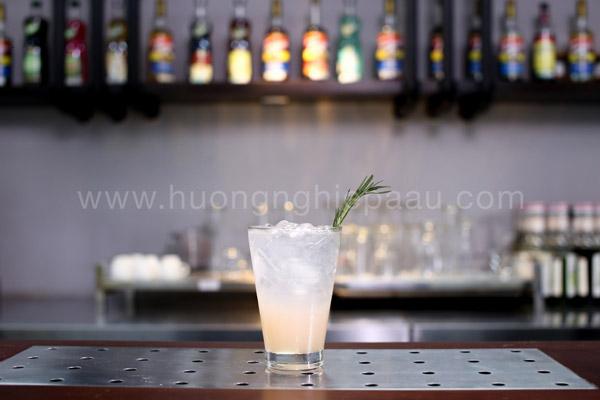 Mocktail Pomelo