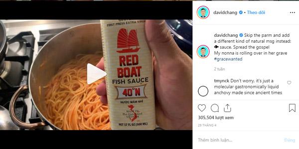 chia sẻ cách nêm mì Spaghetti