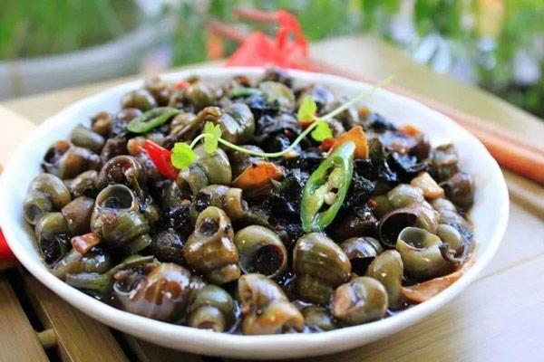 Ốc gạo Tân Phong