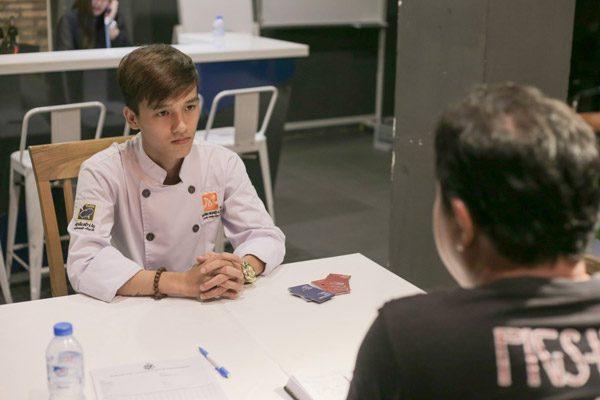 ưu tiên cho ứng viên nghề bếp được đào tạo bài bản