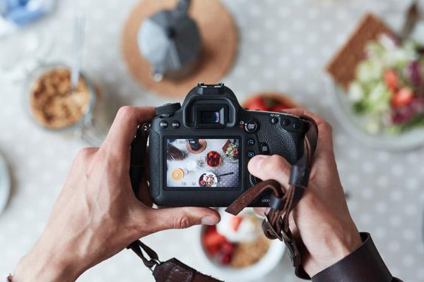 Kỹ năng chụp hình đồ ăn thức uống