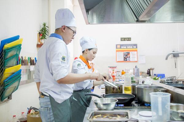 Nghề bếp đang có nhu cầu nhân lực rất lớn