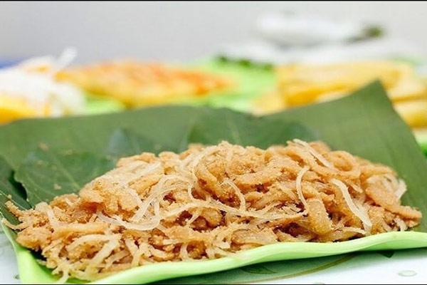 Nem chạo Nam Định
