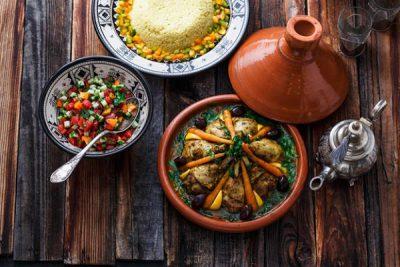 món ăn Tajine