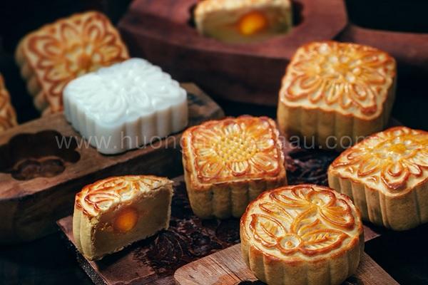 học làm bánh trung thu truyền thống