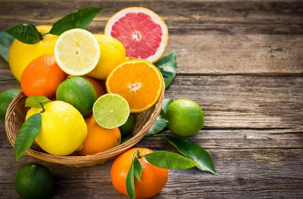 trái cây chứa nhiều vitamin C