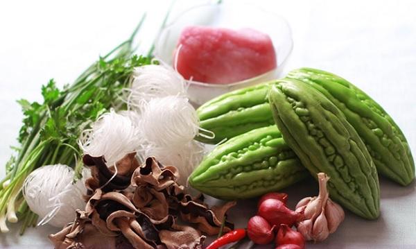 Học Ngay Cách Nấu Canh Mướp Đắng Nhồi Thịt Giải Nhiệt Ngày Hè